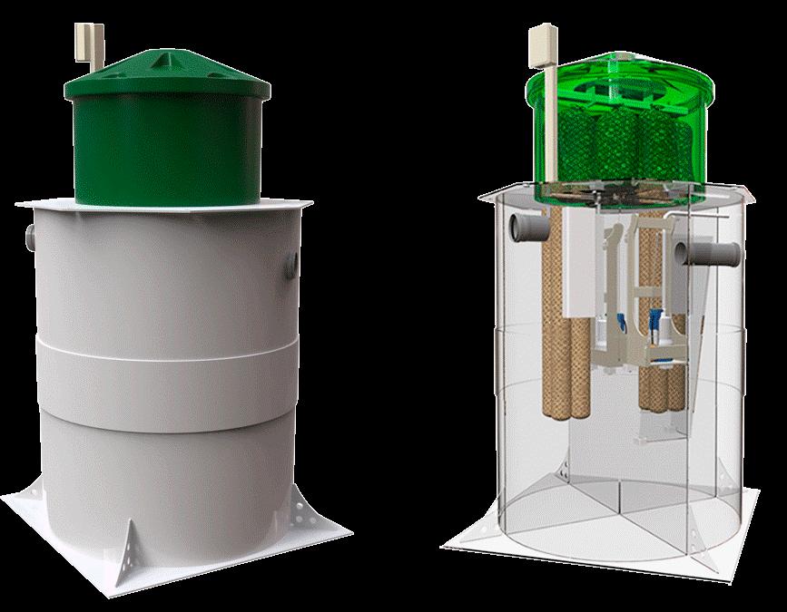 Станции биологической очистки стоков «Коломаки»
